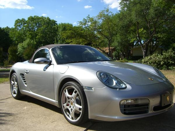 Picture of 2005 Porsche Boxster S