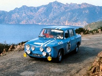 1963 Renault 8 Overview