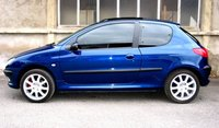 Picture of 1998 Peugeot 206, exterior