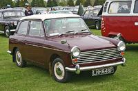 1963 Austin A40 Overview