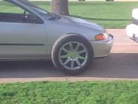 Picture of 1997 Mazda Protege 4 Dr LX Sedan, exterior