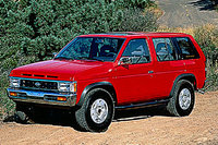 Picture of 1995 Nissan Pathfinder 4 Dr SE 4WD SUV, exterior, gallery_worthy