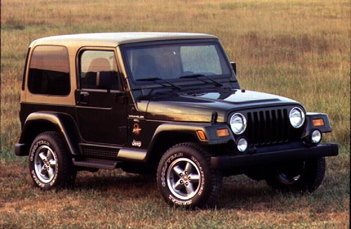 Picture of 1998 Jeep Wrangler Sahara