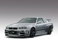 2007 Nissan Skyline Overview