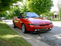 1991 Mercury Capri 2 Dr XR2 Turbo Convertible picture, exterior