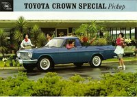 1965 Toyota Crown Overview