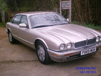 1997 Jaguar XJ-Series, 2002 Jaguar X-Type 2.5 picture, exterior