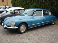 1969 Citroen DS Overview