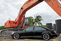 Picture of 2006 Mercedes-Benz S-Class S AMG 55, exterior, gallery_worthy