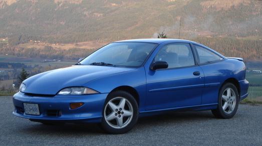 Chevrolet Cavalier Dr Z Coupe Pic X