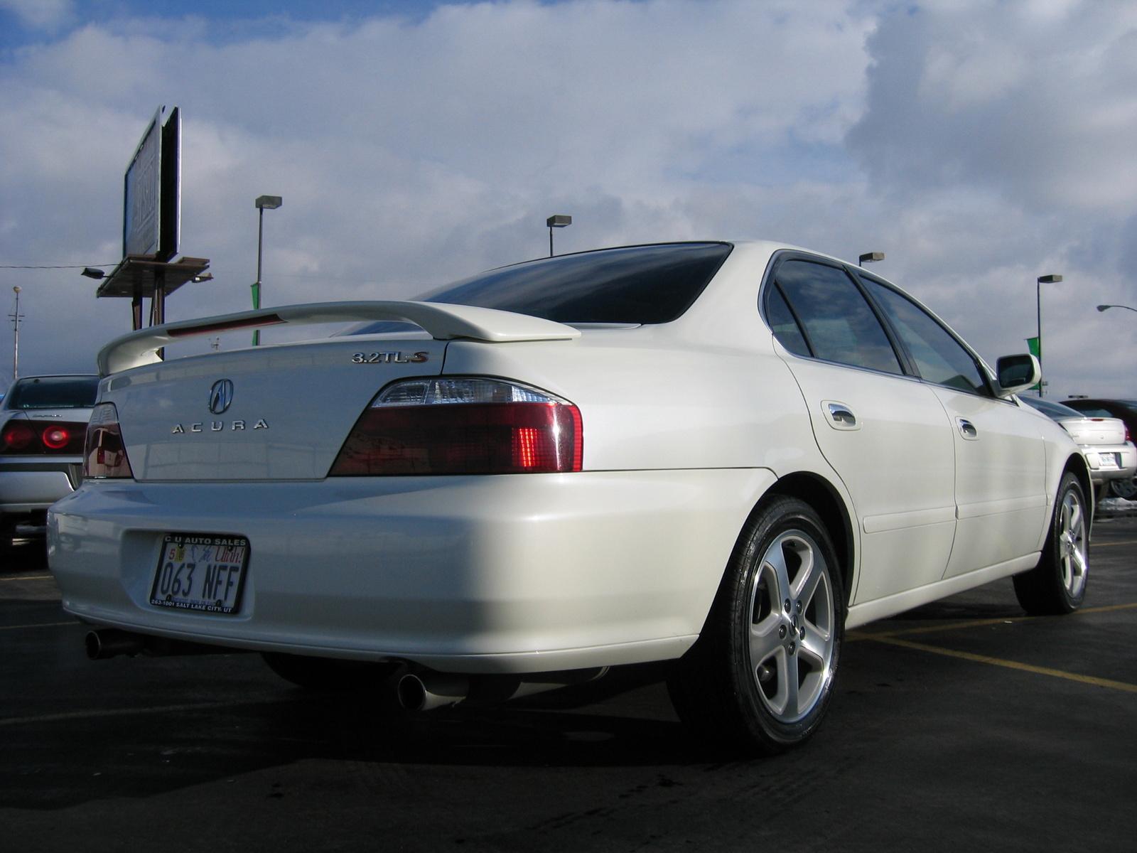 Acura Tl S Pic