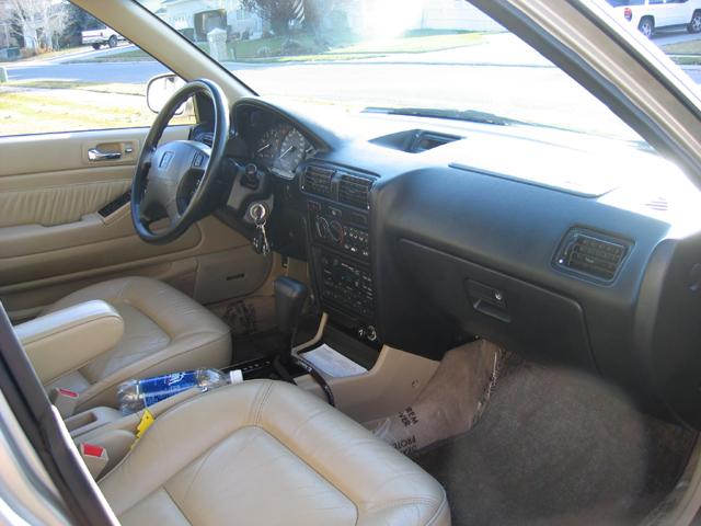 93 honda accord. 1993 Honda Accord 4 Dr SE