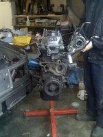 Picture of 1982 Toyota Celica GT liftback, engine