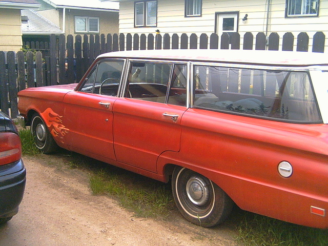 Picture of 1961 Mercury Comet, exterior, gallery_worthy