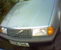 Picture of 1991 Volvo 440, exterior
