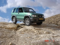 1999 Isuzu Trooper picture, exterior