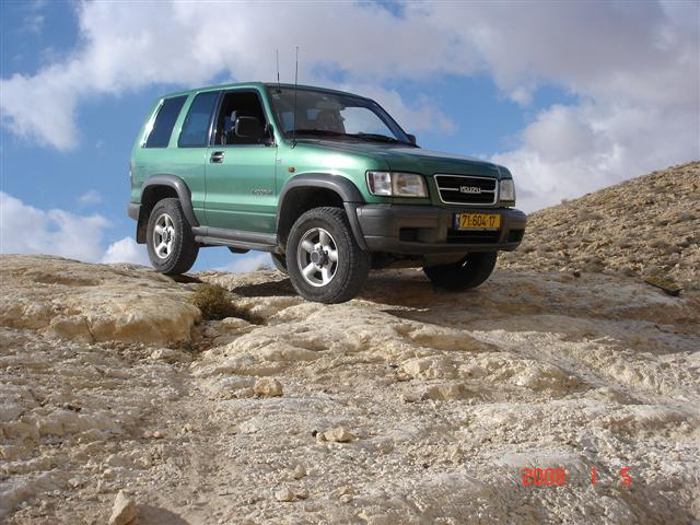 1999 Isuzu Trooper picture