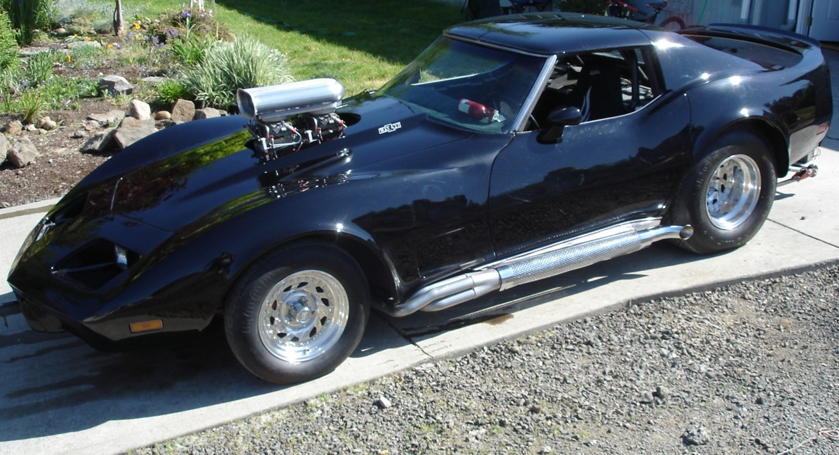 1977 Chevrolet Corvette picture, exterior