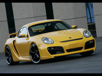 2008 Porsche Cayman Overview