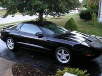 1994 Pontiac Firebird Formula, 1994 Pontiac Firebird 2 Dr Formula Hatchback picture, exterior