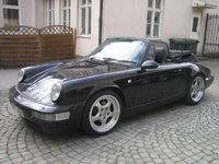 1990 Porsche 911 Overview