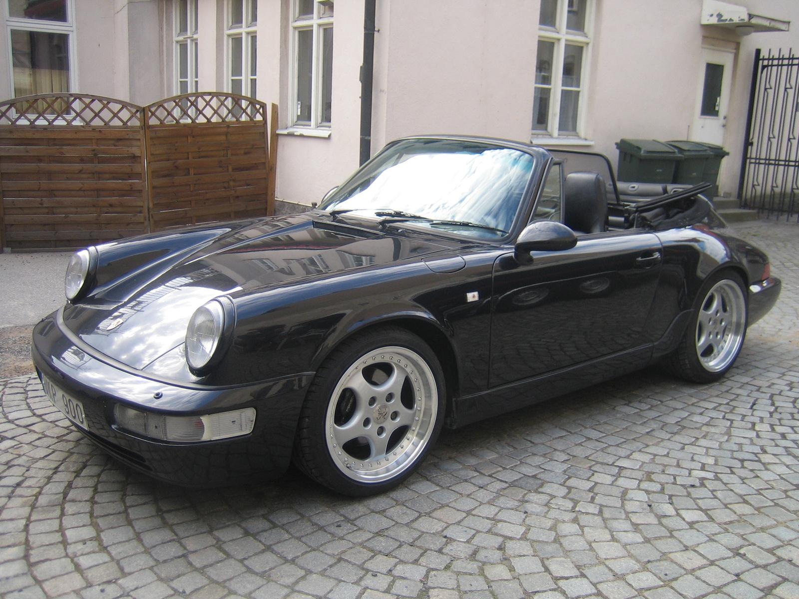 1990 Porsche 964 picture