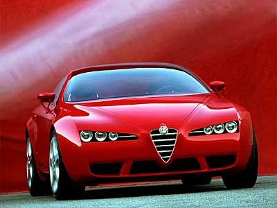 Picture of 2007 Alfa Romeo Brera