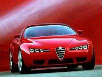 2007 Alfa Romeo Brera Picture Gallery