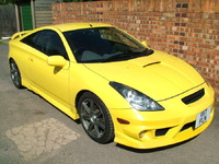 2003 Toyota Celica Picture Gallery