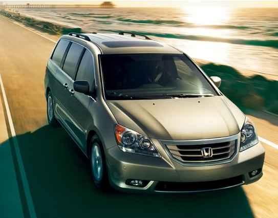 Picture of 2008 Honda Odyssey EX-L