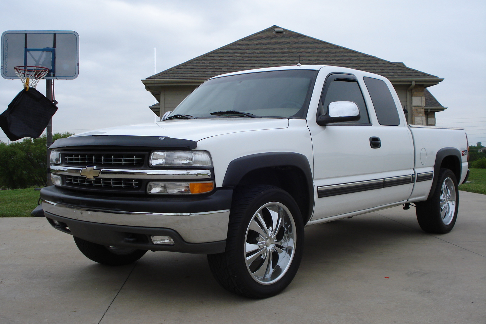 picture of 2001 chevrolet silverado 1500 lt extended cab lb 4wd. Cars Review. Best American Auto & Cars Review