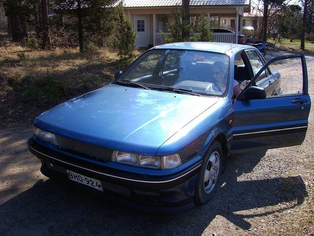 Picture of 1989 Mitsubishi Galant, exterior, gallery_worthy