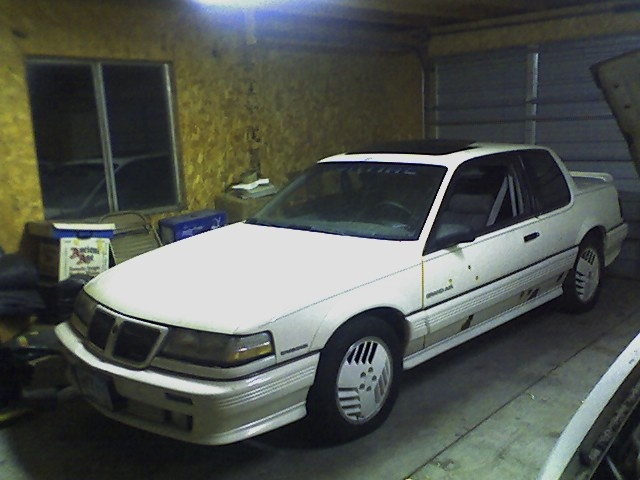 Picture of 1990 Pontiac Grand Am 2 Dr SE Coupe