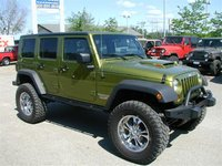 Picture of 2008 Jeep Wrangler Unlimited Rubicon, exterior, gallery_worthy