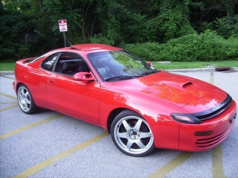 Picture of 1991 Toyota Celica GT Coupe, exterior, gallery_worthy