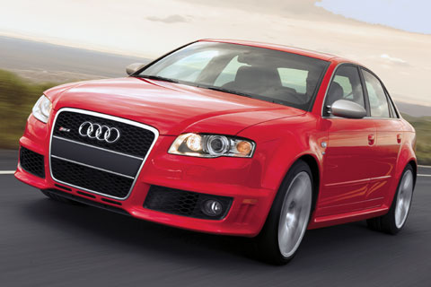 Picture of 2007 Audi S4
