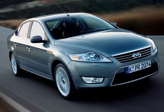 Picture of 2007 Ford Mondeo