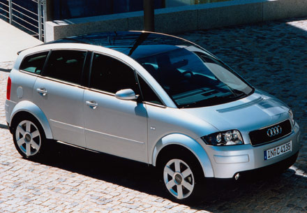 Picture of 2004 Audi A2