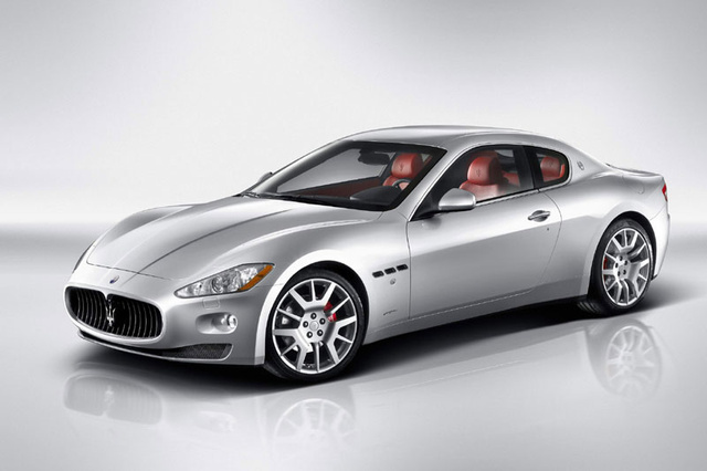 2008 Maserati Mistral GT Coupe