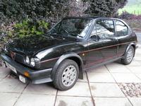 1981 Alfa Romeo Alfasud Overview