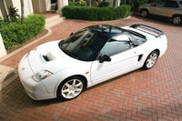 2001 Acura NSX Overview
