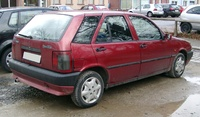 1993 FIAT Punto Overview