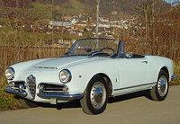1964 Alfa Romeo Giulia Overview