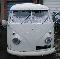 1961 Volkswagen Microbus Overview