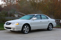 2002 Acura TL Picture Gallery
