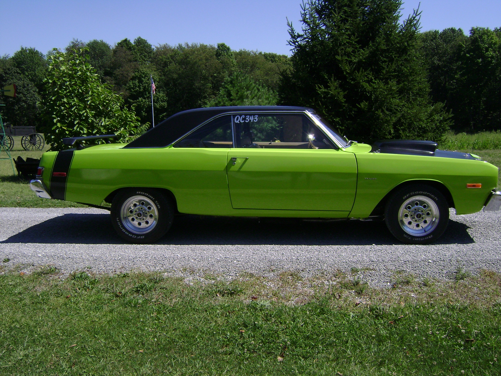 Dodge Power Wagon For Sale >> 1974 Dodge Dart - Pictures - CarGurus