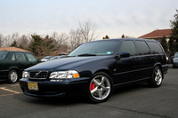 1998 Volvo V70 4 Dr GLT Turbo Wagon picture, exterior