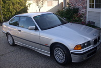 1998 BMW 3 Series, 1999 BMW 323 323i picture, exterior