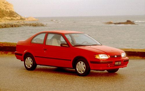 1993 Toyota Tercel