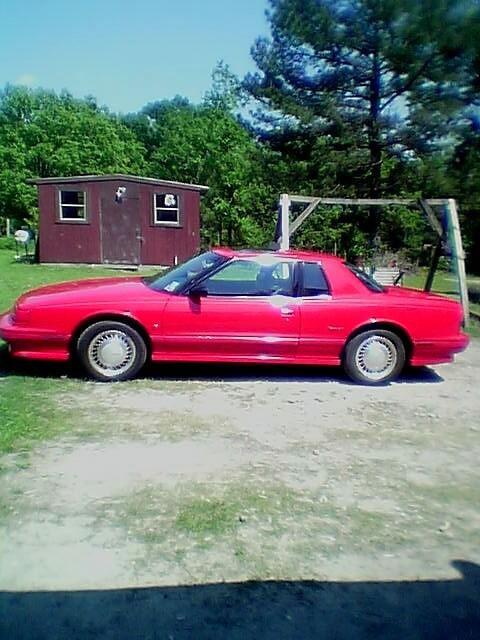 1992 Oldsmobile Toronado Trofeo. 1992 Oldsmobile Toronado 2 Dr
